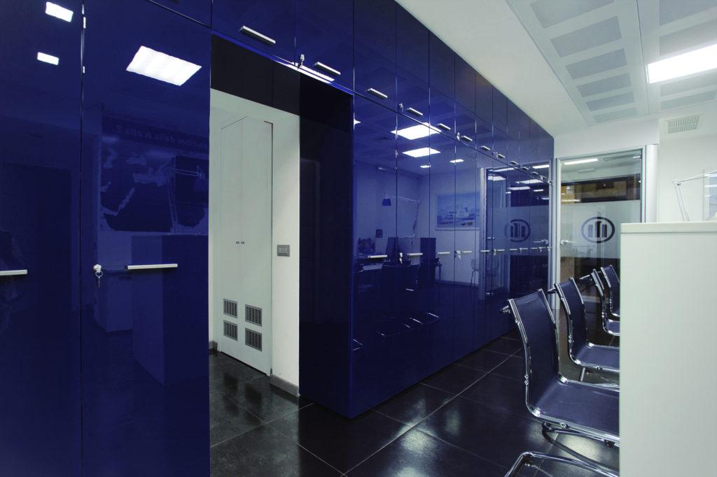 Allianz 03 - mobile blu
